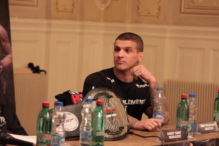 Ovo nismo očekivali, Vaso Bakočević zagrlio protivnika (VIDEO)