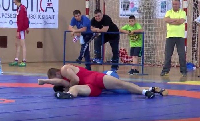 Srbija u nedelju dobija ekipnog državnog prvaka u rvanju