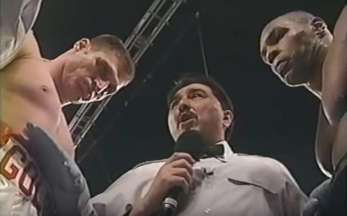 Bizarni meč koji je Tajson dobio u ringu, ali nije pobedio