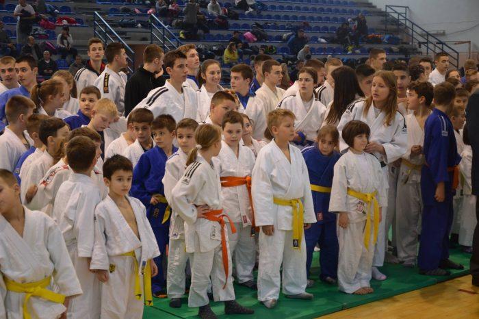 Održano prvenstvo centralne Srbije u džudou za mlađe kategorije