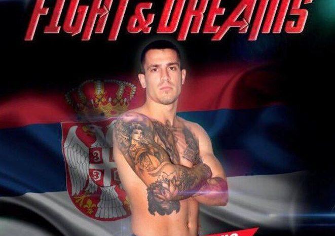 Bio je uspešan fudbaler, a sada je nova srpska MMA nada