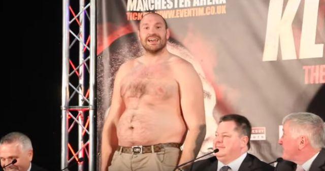 Nema više debelog Fjurija, pogledajte kako sada izgleda bivši svetski šampion