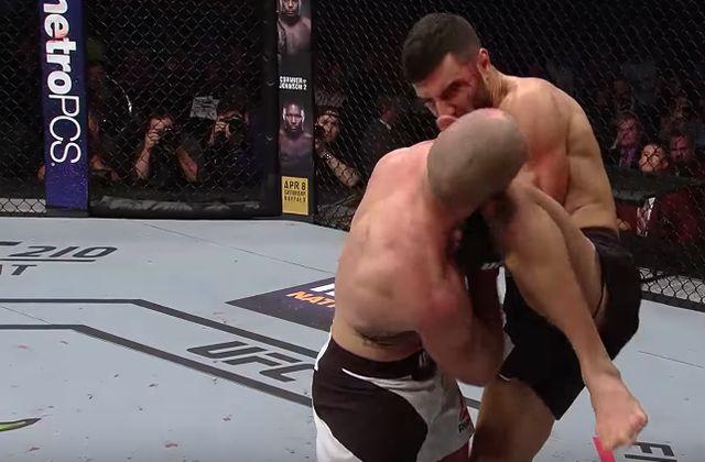 """Obavezno pogledati: Ovako je izgledao UFC 209 u """"slow motionu"""""""