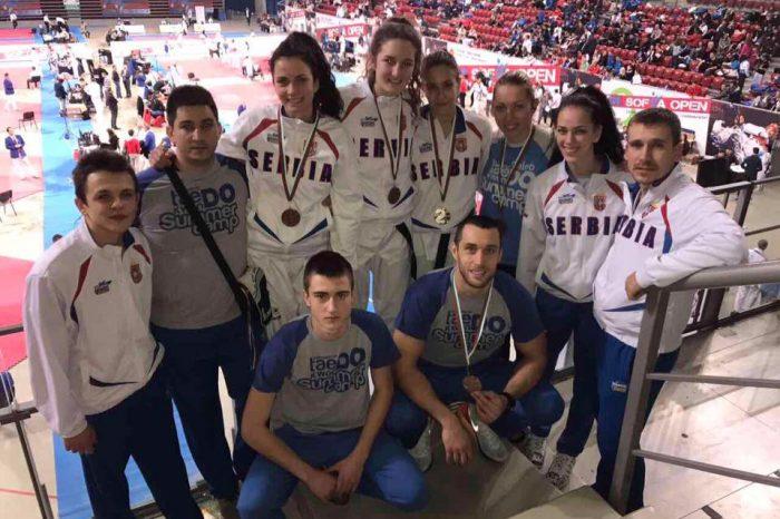 Potpuna dominacja Srbije na G1 u Sofiji