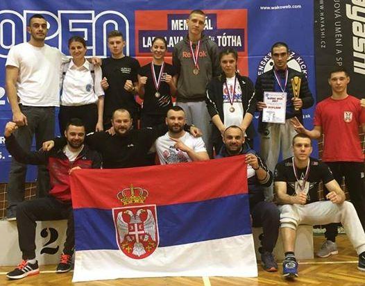 Veliki uspeh Topić tima na Slovakia openu
