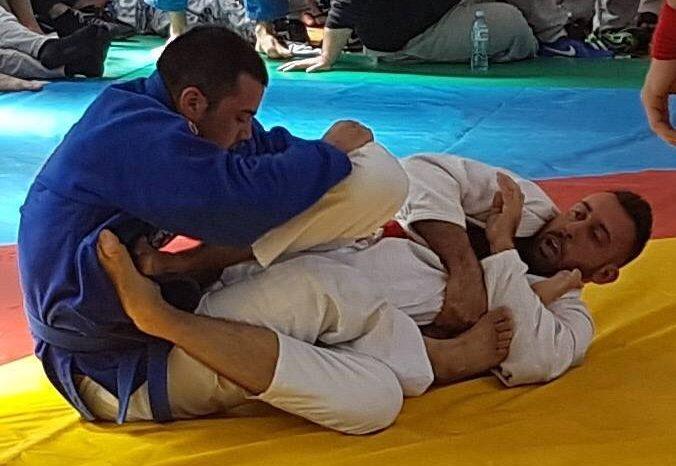 Održano prvenstvo Srbije u grepling Gi, Prodanović najbolji borac