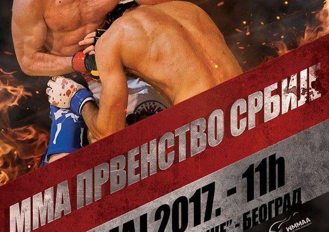 """Najbolji MMA borci u subotu u """"Šumicama"""""""