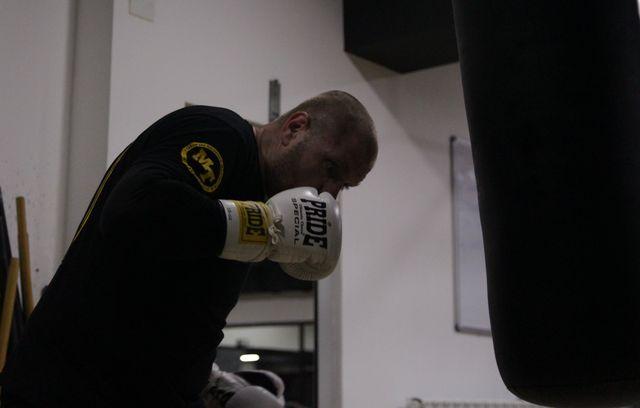 """Mane Marčeta za """"Klinč"""": Vratio sam se u boks da bih se odužio prijatelju"""