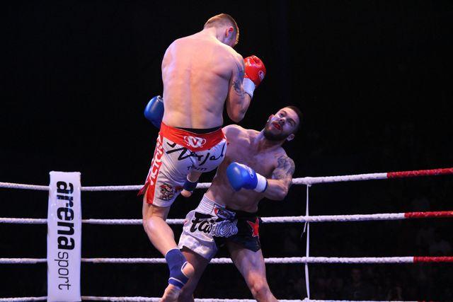 Sjajno borilačko veče u Zvorniku, pobede Ždrala, Drobnjaka i Marčete