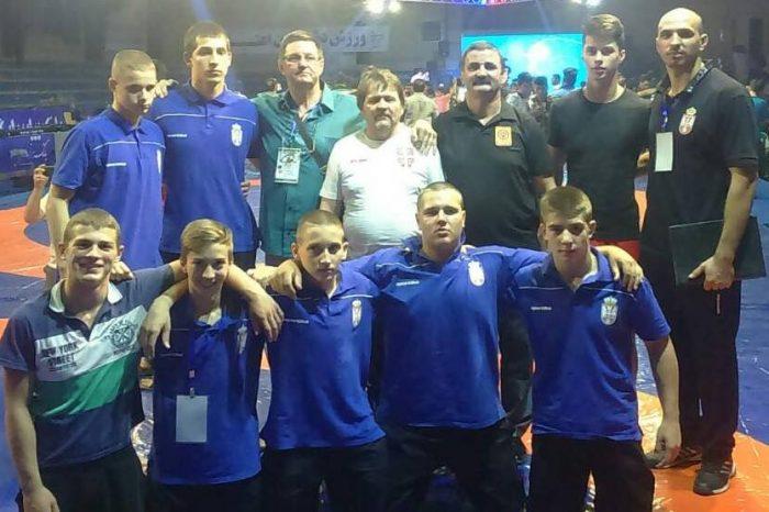 Srpski kadeti ostavili dobar utisak na turniru u Iranu