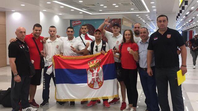 Dominacija srpskih kik boksera na svetskim igrama