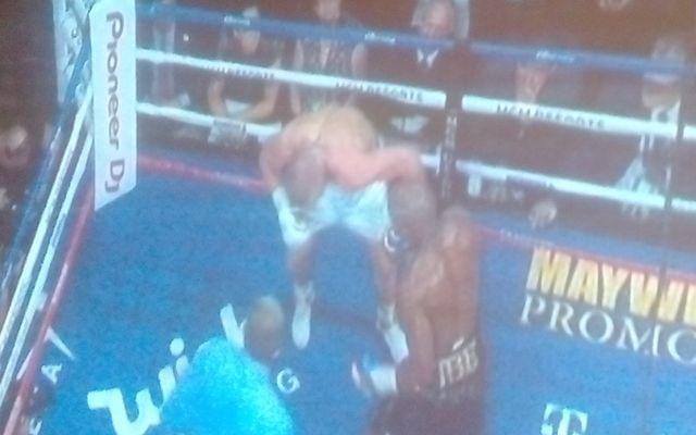 Ništa od senzacije, Mejveder pokazao ko je majstor boksa