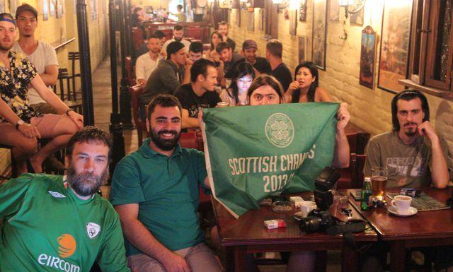 Beograd navija za Konora