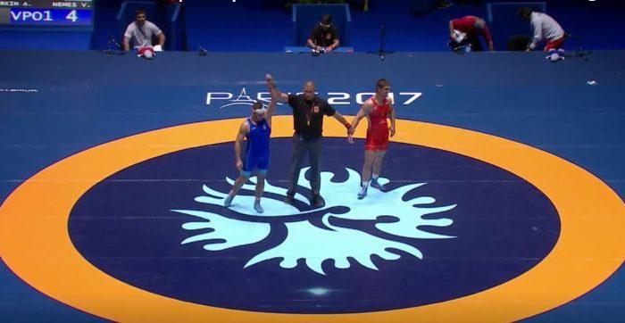 Viktor Nemeš je šampion sveta!