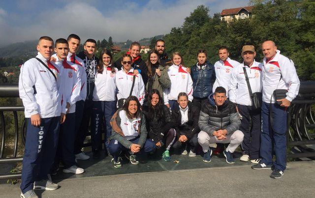 Dominacija Srbije na balkanskom prvenstvu u kik boksu