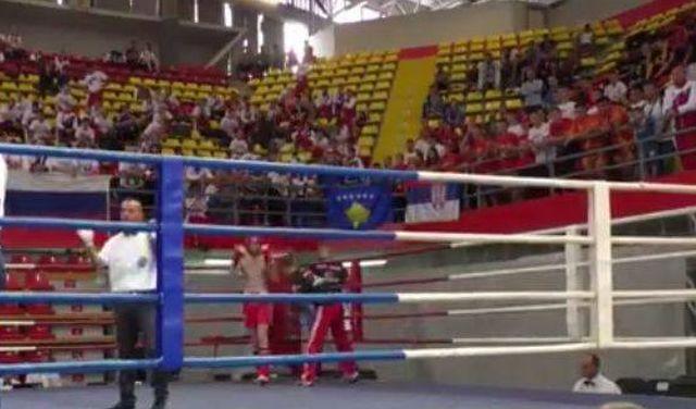 Srbi hteli da napuste takmičenje zbog Kosova!