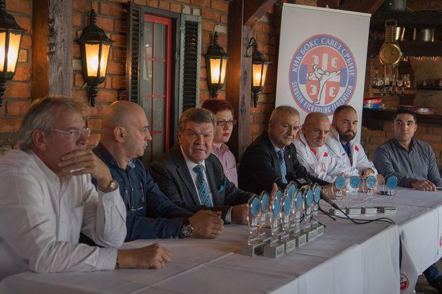 Pelević: Srbija nema najboljeg borca u kik boksu, jer...