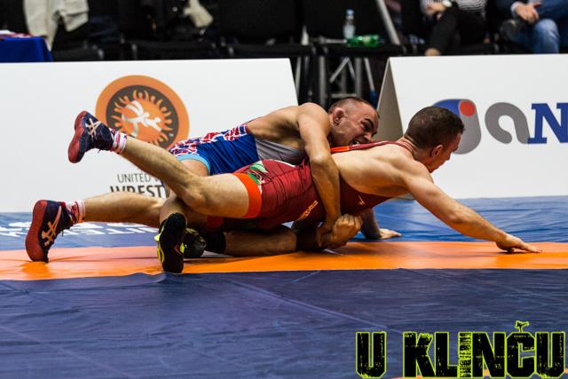 Srpsko polufinale u Zagrebu