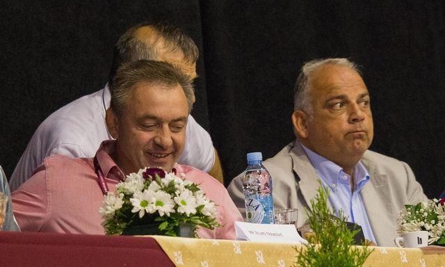 Nova pobeda rvanja, Lalović u izvršnom odboru MOK