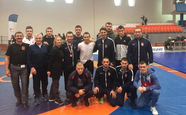 Nemeš nezaustavljiv, tri medalje za Srbiju u Bugarskoj