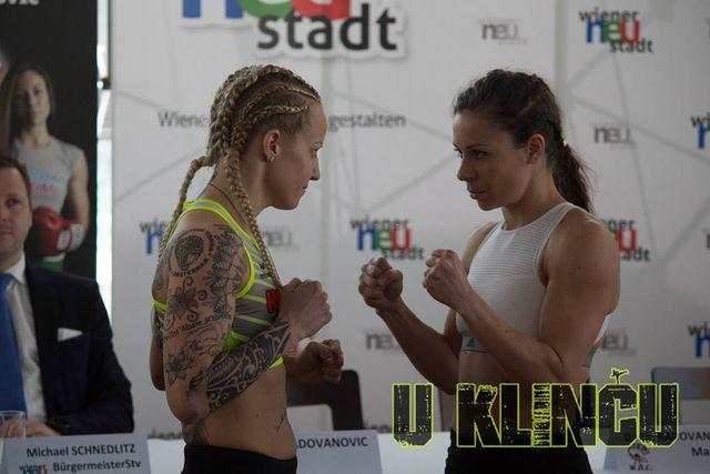 Srećno, devojko! Nina Radovanović boksuje za svetsku WBC titulu