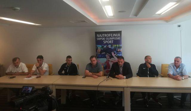 Srpski rvači najavili medalje u Rusiji