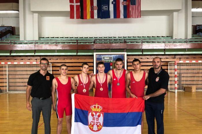Tri medalje za srpske kadete u Zagrebu