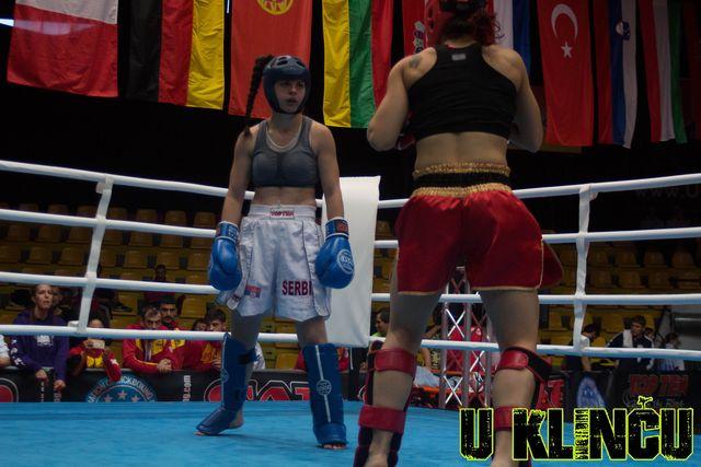 Sjajan start srpskih kik boksera na šampionatu Evrope