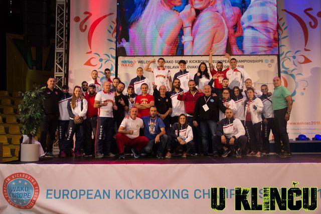 Ne zaboravite ove šampione, 16 medalja za Srbiju na prvenstvu Evrope! Konovalov najbolji