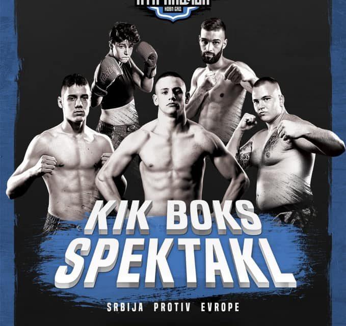 K1 spektakl u Novom Sadu, ko sme s Nikolom i Saškom?