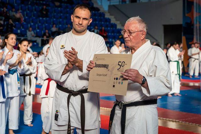 Godina jubileja u Zrenjaninu, obeleženo prvih 50 godina karatea