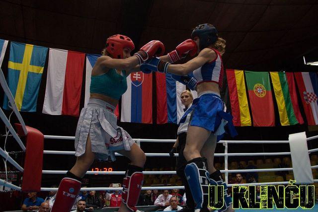 Saida Bukvić: Kada sam u ringu, kuća može da izgori, samo me pobeda zanima