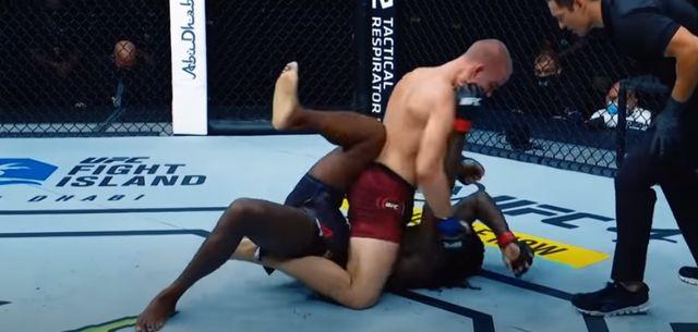 Todorović posle trijumfa u UFC: Pričaju da sam mali...