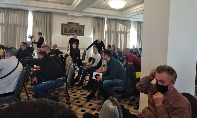 Nepoverenje predsedniku, Bugarčić razrešen